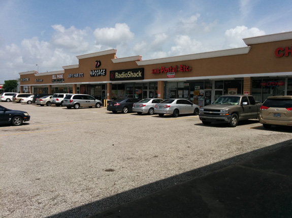 Lease Space Houston